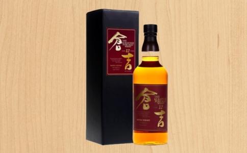 仓吉12年纯麦威士忌 日本日威单一麦芽威士忌酒厂